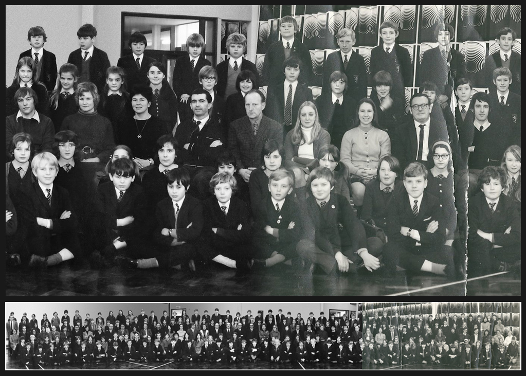 School Panoramic Restoration