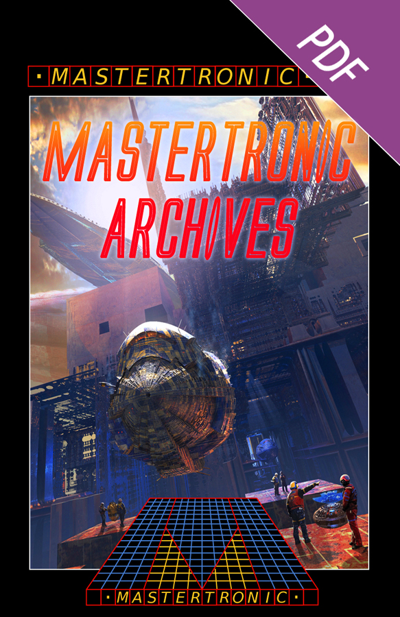 'Mastertronic Archives' Cover Art