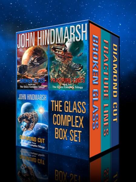 Glass Complex 3D Boxset