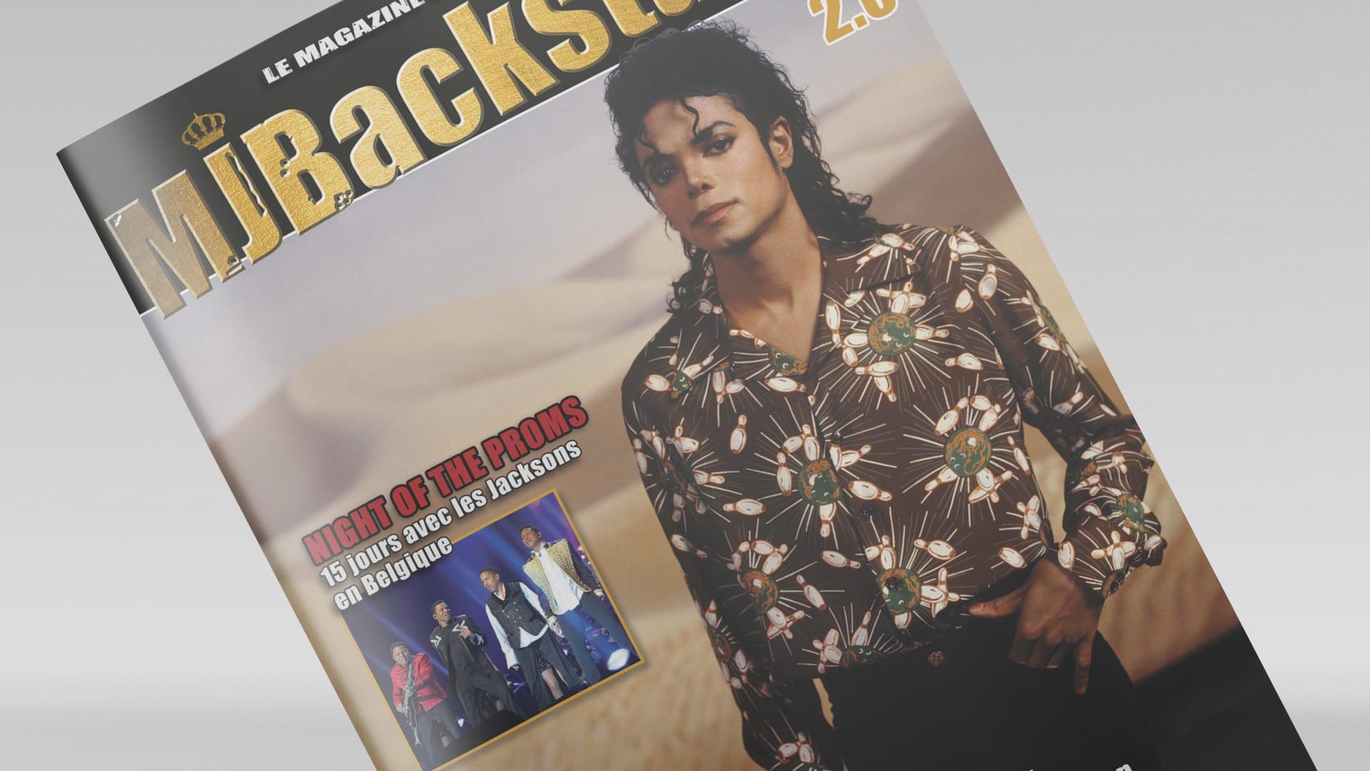 MJ Backstage 26