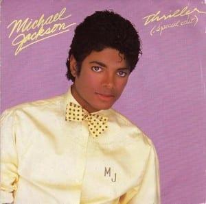 Thriller 7 inches