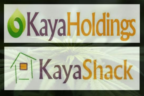 Cannabis Company Kaya Holdings,Inc.  (OTCQB:KAYS) Completes Purchase of Eugene,Oregon Based Marijuana Grow and Manufacturing Facility in $1.55MM Deal to Feed Kaya Shack™ Supply Chain.