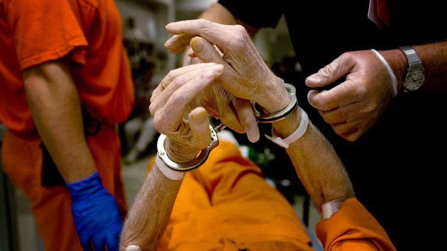 Frail elderly prisoner
