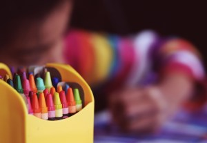 Dessin peinture enfant