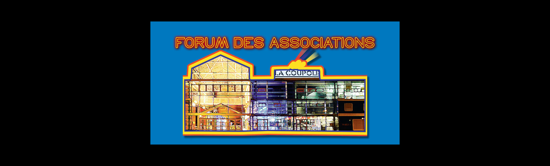 Forum des associations – Samedi 7 septembre 2019