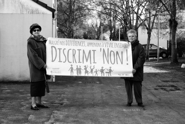 Discrimi'non