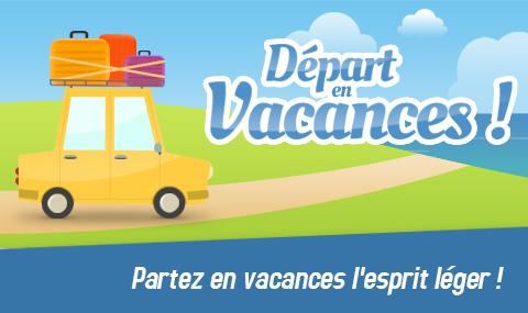 Vous souhaitez partir en vacances ? Venez assister à la porte ouverte de la MJC les Renardières