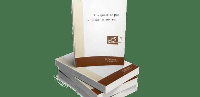 Le livre » un quartier pas comme les autres .. » est disponible à l'accueil de la MJC /CVS les Renardières
