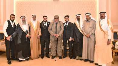 Photo of الشاعر والأديب ياسر طويش يحتفل بزواج ابناءه أحمد وبهاء