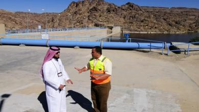 Photo of وكالة المياه تتفقد سدود الشرب بمنطقة عسير