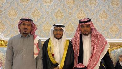 Photo of الشاب الحكمي يحتفل بليلة زفافه