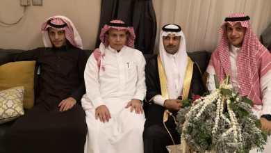 Photo of فهد المالكي يحتفل بزفافه