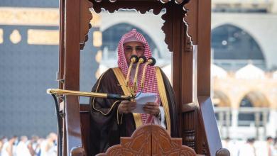 Photo of بن حميد في خطبة الجمعة : سيء الخلق يعيش أزمة قيم إيمانية لا قيم مادية.