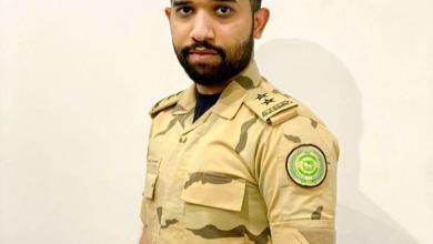 Photo of البدري الى رتبة ملازم أول