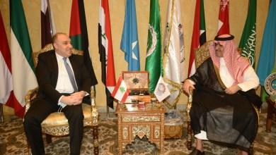 Photo of رئيس المنظمة العربية للسياحة يستقبل القنصل العام للجمهورية اللبنانية بمقر المنظمة بجدة