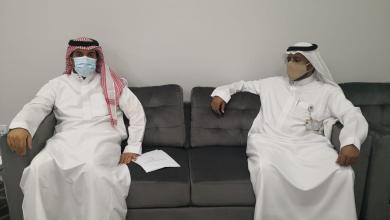 Photo of صحة جازان والبريد السعودي يبحثان سبل التعاون وتسهيل الخدمات