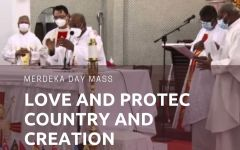 Love and PROTEC Country and Creation