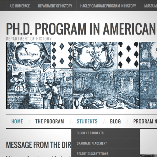 American Civilization Program Website