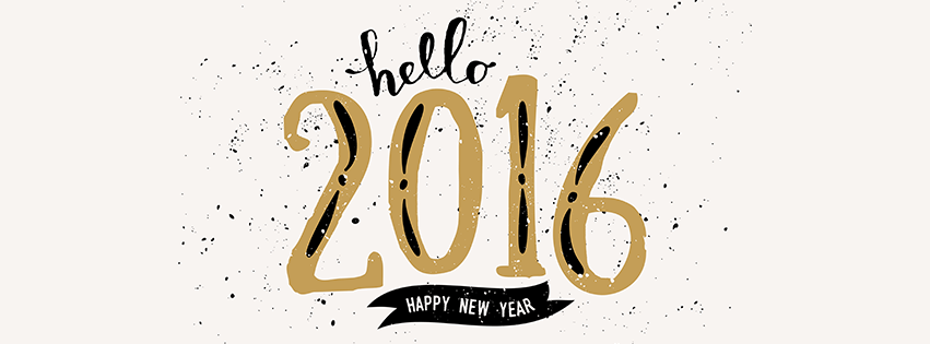 Goodbye 2015….Hello 2016