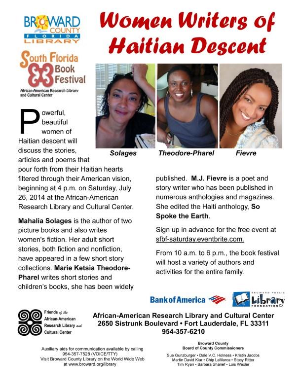 6-14 haitian descent