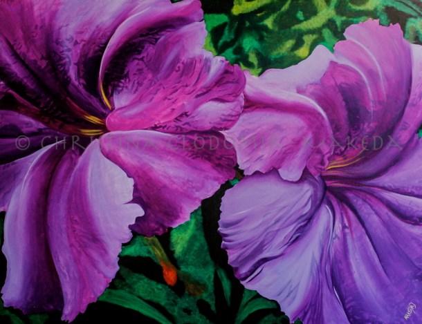 Makeda's art