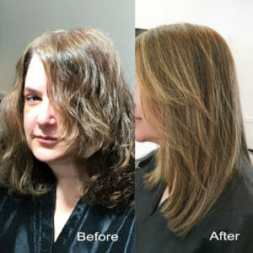 Keratin Treatment Brazilian Blowout Salon MJ Hair Designs - Sherman Oaks Salon (818) 783-0084