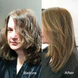 Keratin Treatment Brazilian Blowout Salon MJ Hair Designs - Sherman Oaks Salon (818) 783-0084