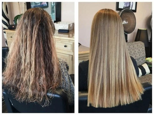 Hair Color, Keratin TreatmentFRIZZY TO SILKY HAIR, keratin treatment, mjhairdesigns