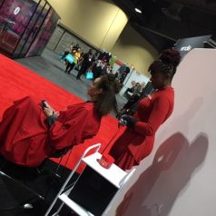 Prepping for braids at ISSE 2020