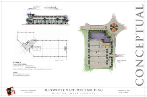 Buckwalter Place - Office Building Study