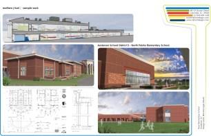 Sample Work - Anderson Elementary School