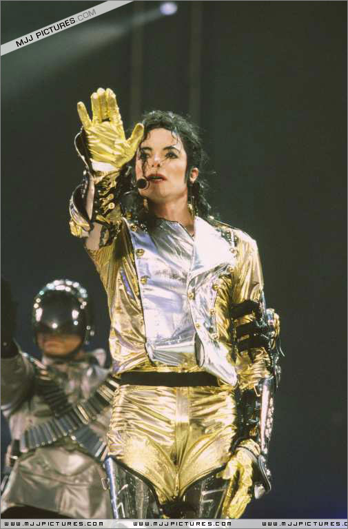 mj scream history tour