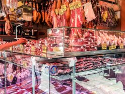 Fresh Meat Counter