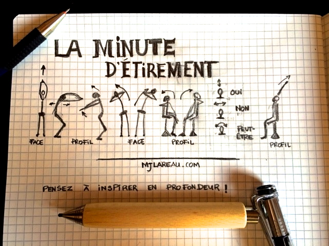 La Minute Dtirement MJ Lareau
