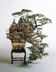 images3DE9EAGR Bonsai Tree Art by Takanori Aiba waycoolmusicblogspot.