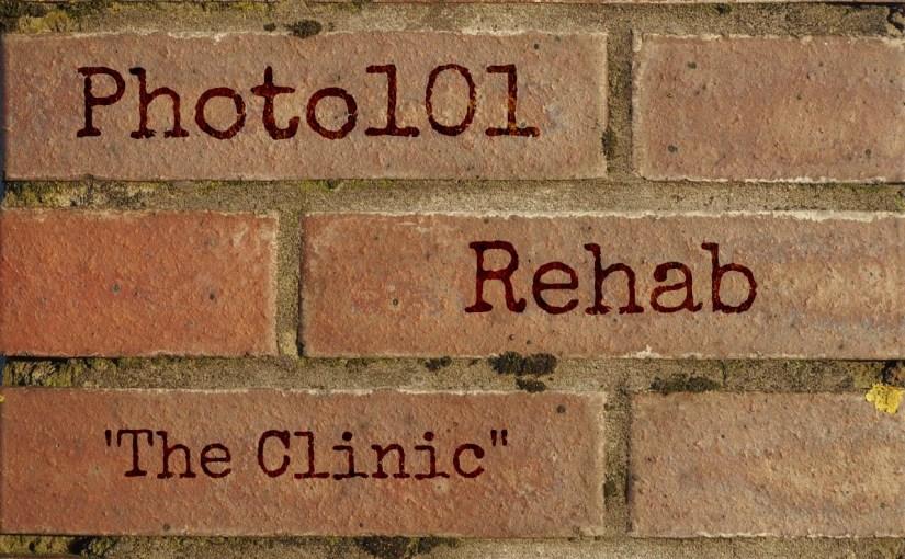 Week 28: Wrap up Photo101 Rehab