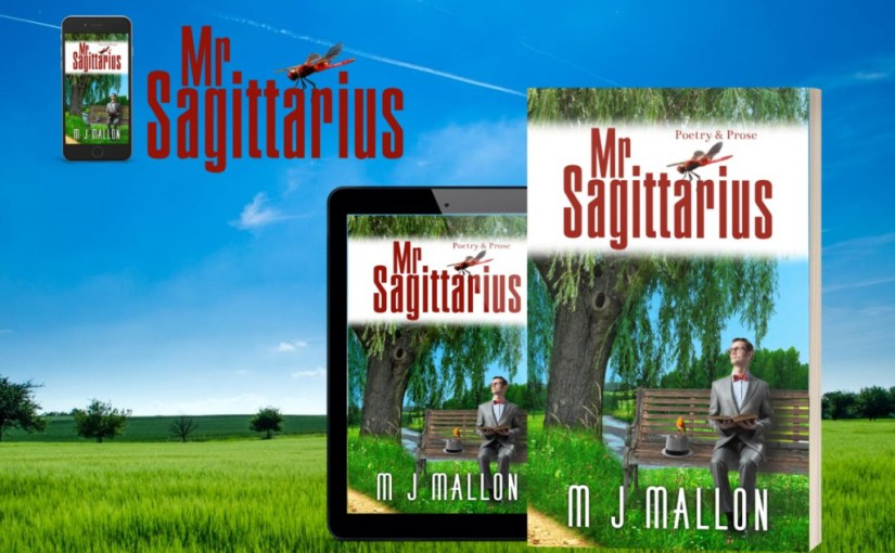 Media Kit: Mr. Sagittarius #poetry #prose #photography