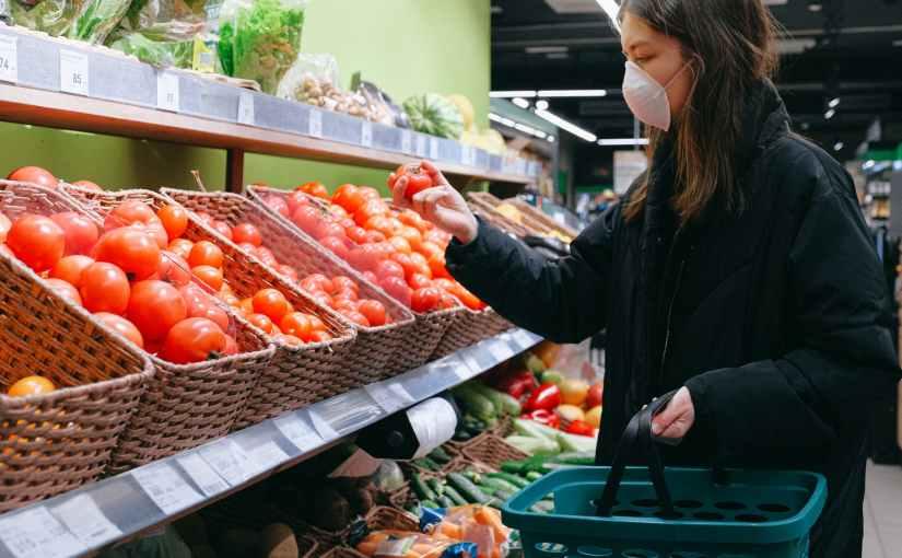 Coronavirus #flash #fiction #food #shopping
