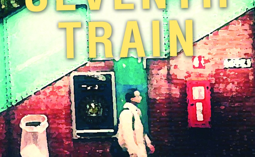 Book Review: The Seventh Train by Jackie Carriera  #book #review