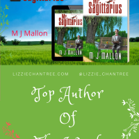 M J Mallon. Top Author Of The Week. | Lizzie Chantree