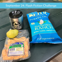 Flash Fiction Challenge : Snacks  #flash #fiction #snacks #humour