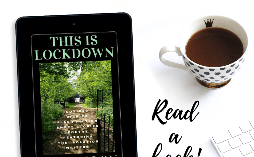 This Is Lockdown Paperback Release!!! #Christmas #Book #Sale #covid19 #poetry #flashfiction #anthology