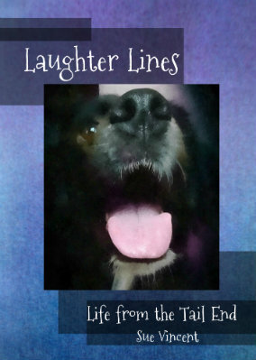 Book Review: Laughter Lines Life From The Tail End by Sue Vincent @SCVincent #book #review