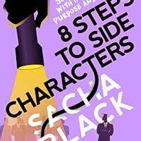 8 Steps to Side Characters #ARC #Review #Launch @Sacha_Black