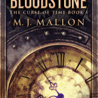 Cover Reveal: Bloodstone - The Curse of Time Book 1 @NextChapterPB #NextChapterPB