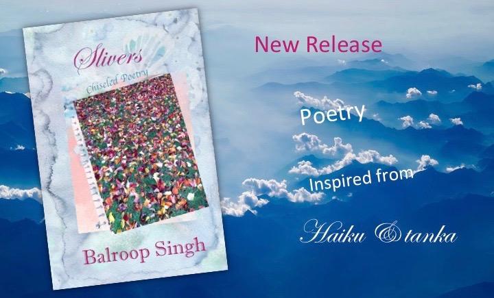 #NewRelease: Slivers: Chiseled #Poetry – Emotional Shadows