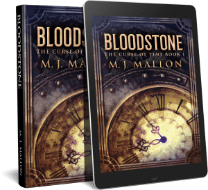 New Edition. The Curse of Time – Book 1 – Bloodstone #Review #YA #Fantasy @RichardDockett1