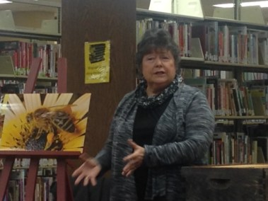 Speaking at Tullahoma Library