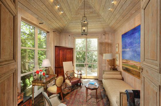Interior Designer Tip How To Update Wood Paneling Mjn