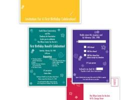 Invitations | Ellison Center for the Arts Birthday Celebration